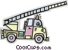 Vector Clipart picture  of a truck