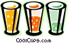 soda drinks Vector Clip Art image