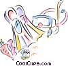 scuba Vector Clipart illustration
