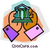 finance Vector Clipart illustration