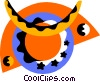 astrology Taurus Vector Clipart picture