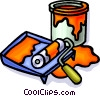 paint Vector Clip Art picture