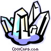 ice berg Vector Clipart illustration