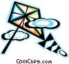 kite Vector Clip Art picture