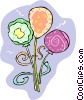 Vector Clipart graphic  of a lollipop