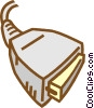 Vector Clip Art graphic  of a computer plug