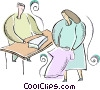 shopping Vector Clipart picture