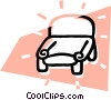 Vector Clip Art picture  of a chair