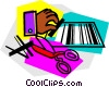 Bar Codes Vector Clip Art picture
