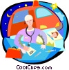 Emergency Services Vector Clip Art picture
