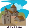 Vector Clip Art image  of an ARMENIA