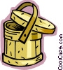 basket Vector Clip Art picture