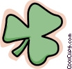 shamrock Vector Clipart picture