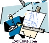 architect Vector Clip Art picture