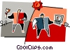 e-commerce Vector Clipart illustration