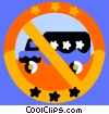 Street Signs Road Signs Vector Clipart picture