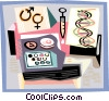 DNA Vector Clipart picture