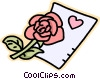 rose Vector Clipart picture