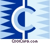Vector Clipart image  of a currency symbol Cents