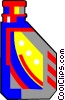 Vector Clipart picture  of an automotive oil