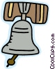 Vector Clipart illustration  of a liberty bell
