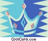 Vector Clipart illustration  of a crown