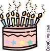 Vector Clipart graphic  of a special occasions