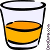 cocktail Vector Clipart illustration