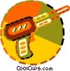 soldering gun Vector Clipart picture