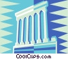Rome Vector Clipart illustration