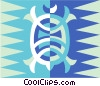 Vector Clip Art picture  of a design