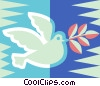 olive branches Vector Clipart graphic