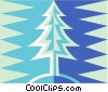 Vector Clipart picture  of a tree