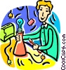 Electrician Vector Clipart picture