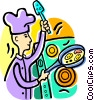 Vector Clipart illustration  of a Chefs and Cooks