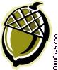 acorn Vector Clipart picture