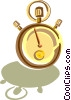 stopwatch Vector Clipart picture