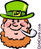 St. Patrick's Day Vector Clipart graphic