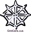 Snowflakes Vector Clip Art picture