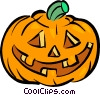 jack-o-lantern Vector Clip Art graphic
