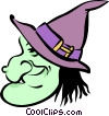 Witches Vector Clip Art picture