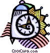 time concept Vector Clipart picture