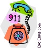 Emergency Services Vector Clipart picture