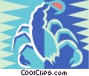 cancer Vector Clipart illustration