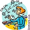 teachers Vector Clipart picture