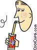 soda pop Vector Clip Art picture