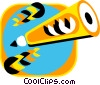 Vector Clip Art picture  of a pencil