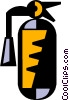 fire extinguisher Vector Clipart picture