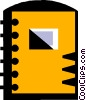 notebooks Vector Clipart picture