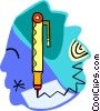 ball point pen Vector Clip Art image
